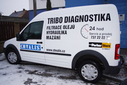 Tribodiagnostika
